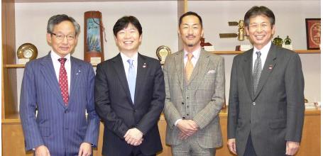 岡山県と同志社大学「学生のUターン就職を支援する協定を締結」